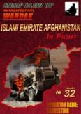 """In Fight"" Magazine Documenting Afghan Taliban Activity, Issue 32"
