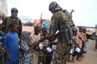 Shabaab Offers Services to Children of Drought Victims, Slain Fighters