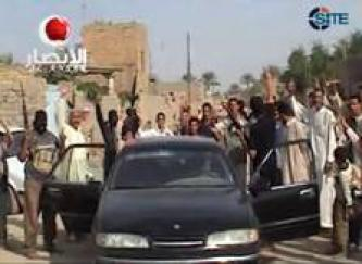 Ansar al-Islam Video Shows Fighters Celebrating Eid al-Adha with Civilians