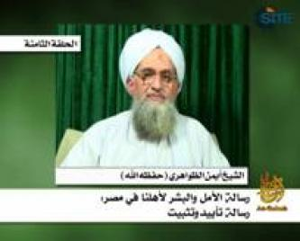 Zawahiri Announces Death of Attiya Allah, Kidnapping of American