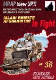 """In Fight"" Magazine Documenting Afghan Taliban Activity, Issue 36"