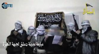 Jihadist Shames Muslims for Supporting Soccer Over Syrians