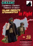 """In Fight"" Magazine Documenting Afghan Taliban Activity, Issue 39"