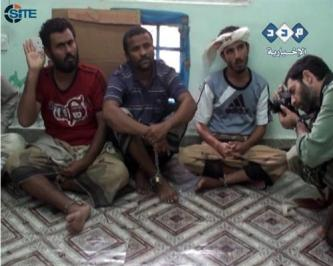 Madad Video Shows Journalists' Visit to Captive Yemeni Soldiers