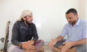 Yemeni Journalist Interviews Ansar al-Shariah Official Regarding Lawdar