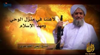 Zawahiri Calls for Revolution in Saudi Arabia