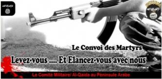 French Media Team Translates AQAP Offer to Advise Lone Wolf Jihadists