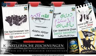 GIMF Publishes Artwork from Prisoners in Germany