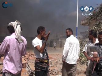 Madad Video Focuses on Airstrikes on Ja'ar