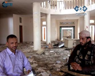 Madad Video of Yemeni Journalist's Interview with AQAP's Abyan Official