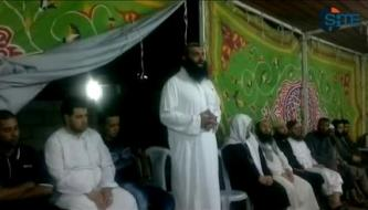 Jordanian Cleric Speaks at Funeral for Fighter Killed in Yemen
