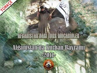 Turkish Group Shows Fighters in Afghanistan Celebrating Eid al-Adha