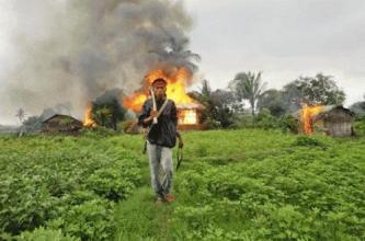 Fatah al-Islam Incites for Revenge for Massacre of Muslims in Burma
