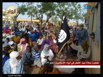 Azawad News Agency Gives Pictures of Eid al-Fitr in Gao