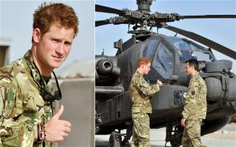 Jihadists Hope Afghan Taliban Captures Prince Harry During Tour of Duty