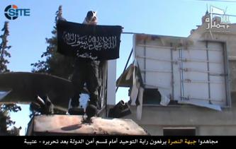 Al-Nusra Front Claims Attacks on Scientific Research Center, Security Sites