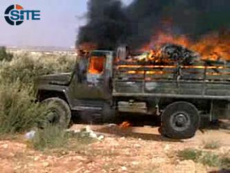 Al-Nusra Front Claims Suicide Bombing in Hama, Over 30 Attacks