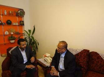 Yemeni Journalist Interviews Anwar al-Awlaki's Father about Pending Case