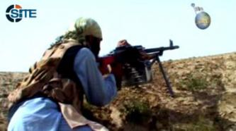 Al-Mansour Media Video Shows Afghan Taliban Attacks in Paktia