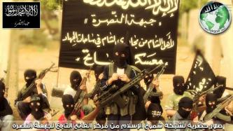 Jihadist Network Gives Pictures from an al-Nusra Front Training Camp