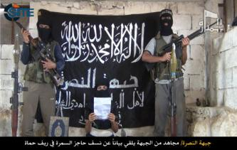 Al-Nusra Front Claims Suicide Bombings, Joint Attacks with Fellow Militants