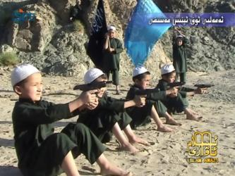 TIP Video Shows Education, Military Training of Children
