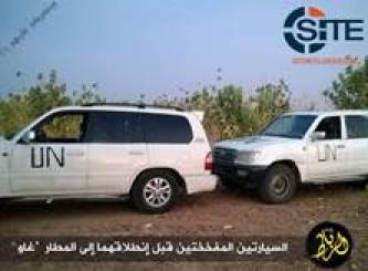 AQIM's al-Murabitoon Battalion Shows VBIEDs Used for Gao Airport Attack