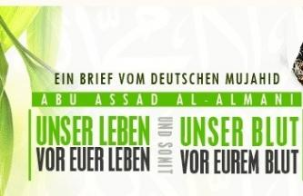 German Jihadist Calls For Muslims to Recognize Efforts of Fighters