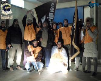 Ansar al-Shariah in Tunisia Shows Members Participating in Security Patrols