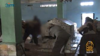 Shabaab Video Shows Destruction of Tombs in Juba