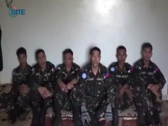 Syrian Militant Faction Claims Capture of UNDOF Elements, Shows Captives