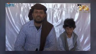 AQAP Video Shows Confessions of Spy, Child for Roles in Killing Official