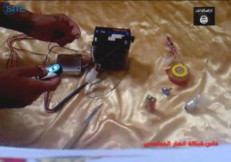 "Jihadist Gives Video Demo of Remote Detonator from AQAP's ""Inspire"""