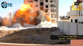 "Al-Nusra Front Claims Joint Operation to ""Liberate"" Two Barriers in Deraa"