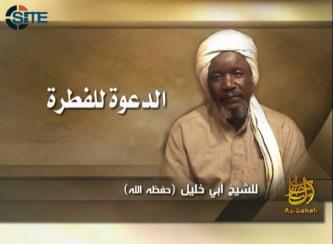 Al-Qaeda Shura Council Member Speaks on Faith, Jihad in as-Sahab Video