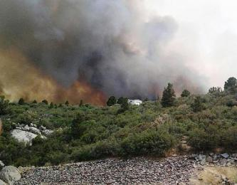 Palestinian Militant Group Gives Dubious Claim for Arizona Wildfire