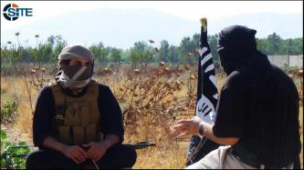 Baqiyya Media Releases First Part of Interview with ISIL Fighter