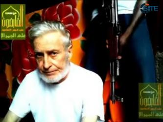 Ansar al-Muslimeen Releases Video of French Hostage Francis Colump