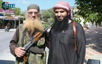 "Syrian Jihadi ""Coordinating Body"" Gives Story of 63-Year-Old French Fighter to Motivate Others"