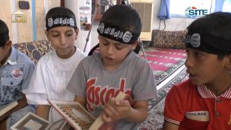 ISIL Video Shows Qur'an Study Class for Children in Raqqah