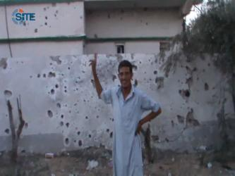 ITMC Video Shows Homes, Mosques Allegedly Hit by Egyptian Army in Sinai