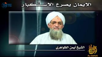 Zawahiri Speaks on 12th Anniversary of 9/11, Calls for Attack on U.S.