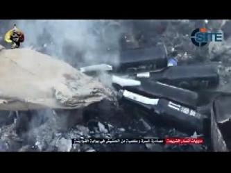 Ansar al-Shariah–Libya Releases Video of Group Destroying Alcohol and Drugs