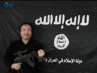 Jihadist Says Japanese Photographer in Syria Joined ISIL