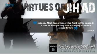 ISIL Promotes Jihad in English Posters