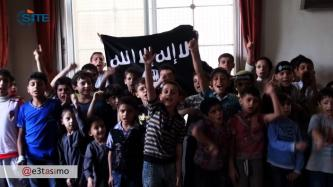 "ISIL Video Shows Qur'an Study Class for Children on ""Frontline"""