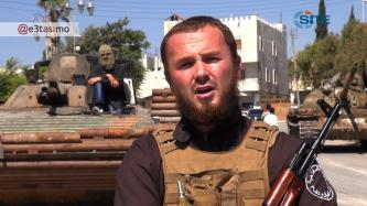 Kosovo Fighter Promotes Jihad in Syria in ISIL Video