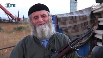 Elderly Albanian and Syrian Fighters Promote Jihad in ISIL Video