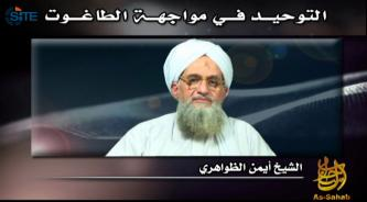 Zawahiri Urges Egyptians, Syrians and Tunisians to Demand Shariah