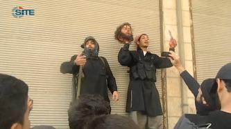 ISIL Mistakenly Beheads Ahrar al-Sham Fighter
